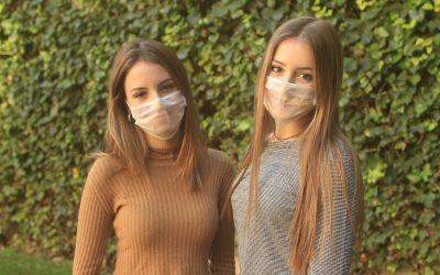 PROBEX's transparent face masks are news in ELLE magazine